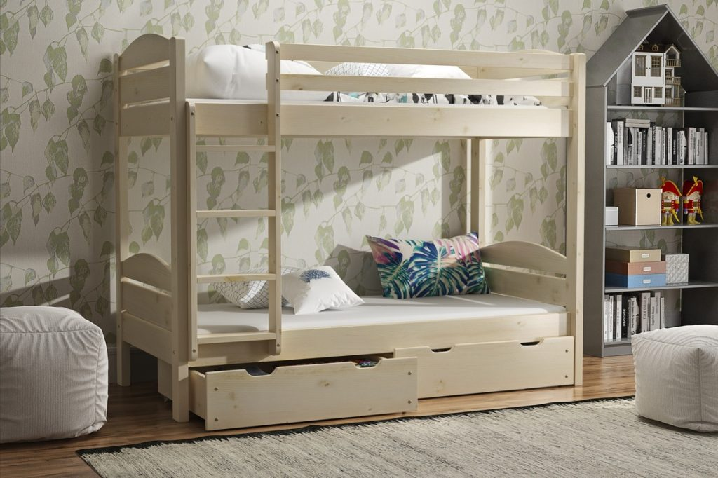 poschodová posteľ peter narural